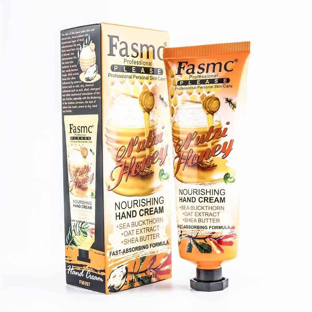 Крем для рук с медом FASMC Nutri Honey FM097